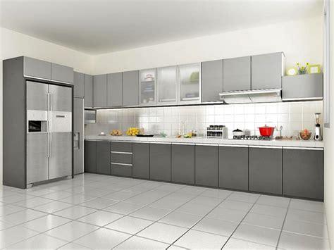 kitchen set modern dian interior design