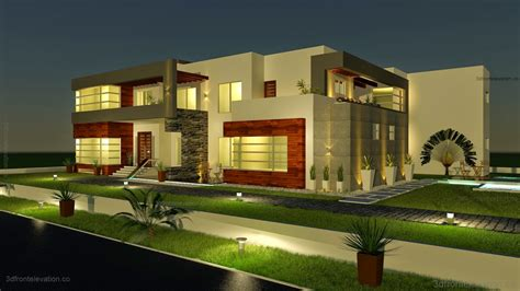 3d front elevation com 500 square meter modern 3d front elevation com 500 square meter modern