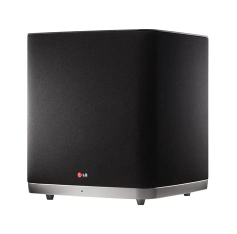 Speaker Subwoofer Lg lg announces audio lineup with modern smart features