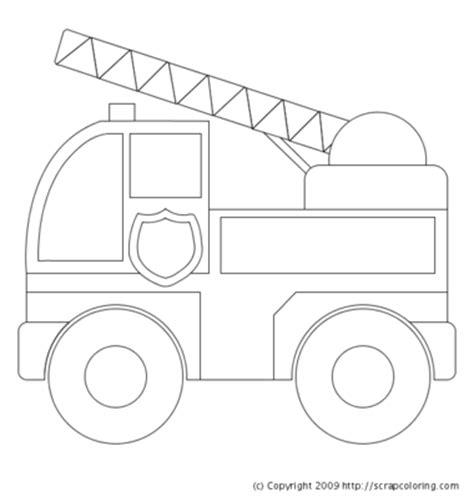 coloring concrete concrete truck coloring page