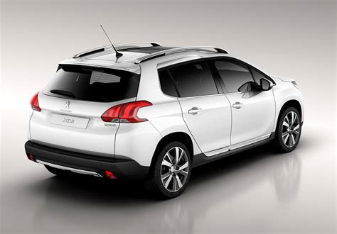 peugeot car prices peugeot 2008 prices announced parkers