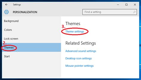 change the themes background style to style 9 how to change text and background color in windows 10