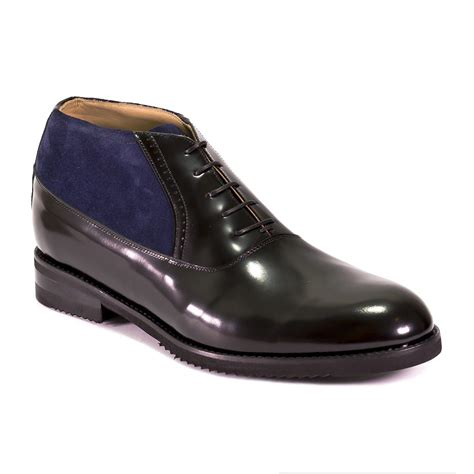 rialzo interno scarpe uomo polacchine uomo con rialzo interno spinoza scarpe di