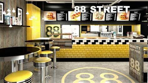 fast food kitchen design fast food restaurant kitchen design youtube