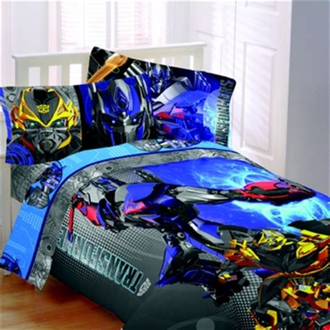 transformers comforter set transformers 4 machine bedding for