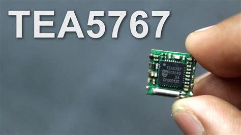 Hks Tea5767 Fm Radio Stereo Module tea5767 fm stereo radio module tutorial