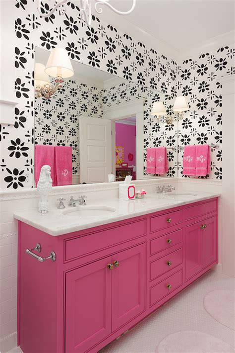 pink bathroom decorating ideas pink bathroom design ideas