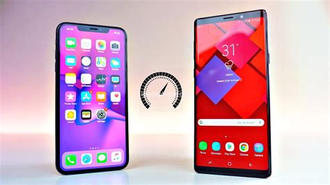 comparison review of samsung galaxy note 9 vs iphone xs max which is more suitable for you