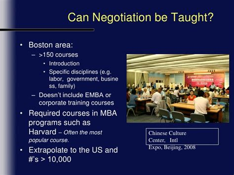 Is The Harvard Mba The Root Of All Evil by Business Negotiation And Its Us Evolution Lecture Notes Sav