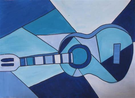 9 contoh lukisan kubisme sederhana bunga dan pablo picasso