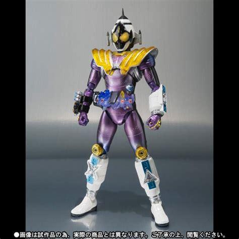 S H Figuarts Kamen Rider Meteor s h figuarts kamen rider fourze meteor fusion states exclusive bandai