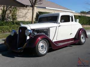 Does Dodge Make Chrysler 1934 Plymouth Coupe Rod All Steel