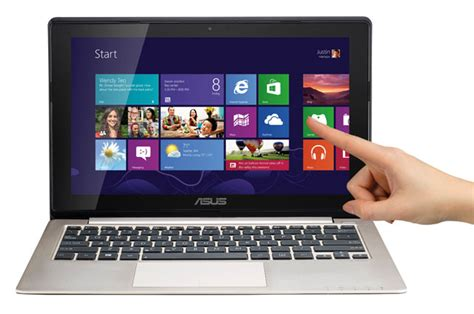 Asus VivoBook S200 11.6in touchscreen notebook review