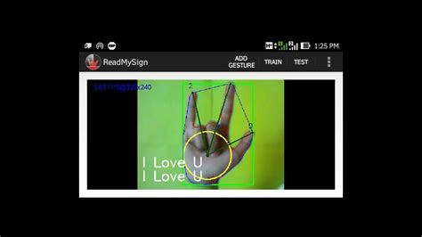pattern recognition android opencv hand gesture recognition using opencv on android youtube