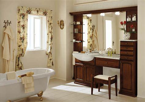 arredamento bagno arte povera arredare casa