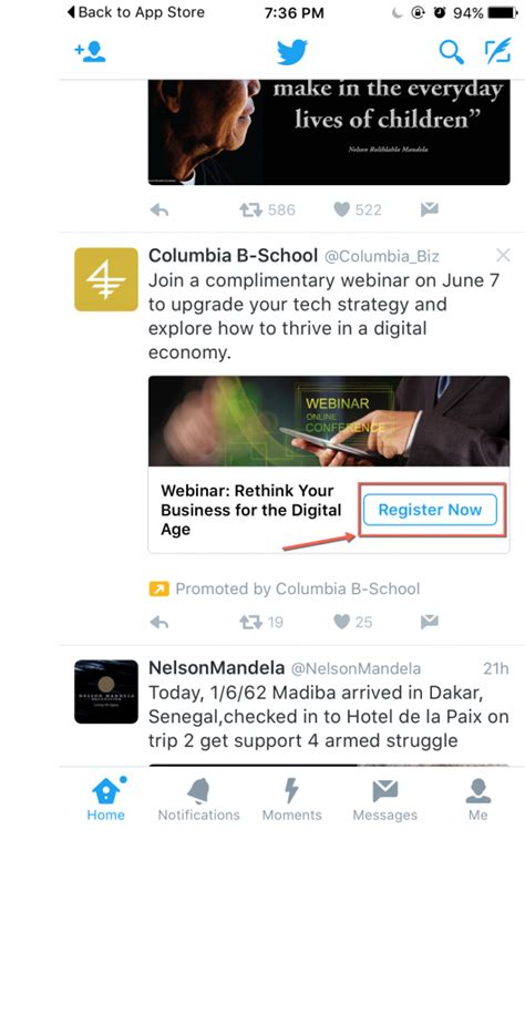 Columbia Mba Deferral Email by How To Do Mobile Social Media Advertising The Right Way