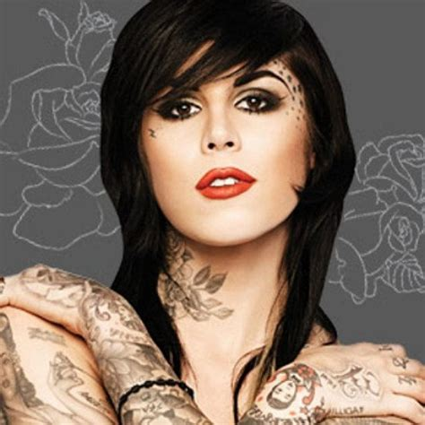 kat von d no tattoo d tattoos