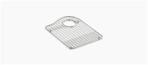 discontinued kohler sink racks k 6016r hartland sink rack kohler