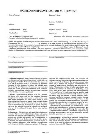 Sample Independent Contractor Agreement Photographer  Resume