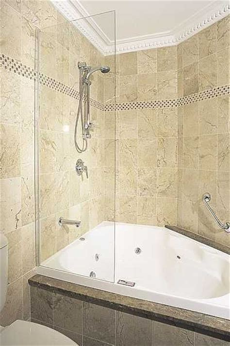 shower over bathtub 25 best ideas about corner bath shower on pinterest