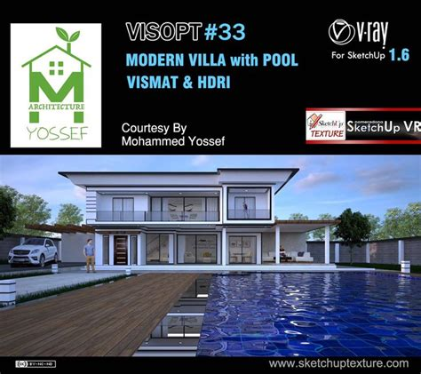 hdri tutorial vray sketchup pdf free vray for sketchup 1 6 exterior visopt 33 hdri and