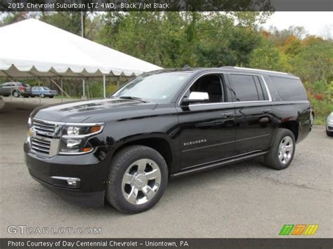 American Home Interior by Black 2015 Chevrolet Suburban Ltz 4wd Jet Black