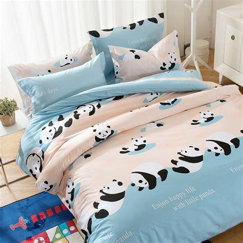 panda bed set online buy wholesale panda bed sheets from china panda bed