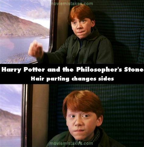 Harry Potter Trolley Meme - top 15 biggest harry potter film mistakes