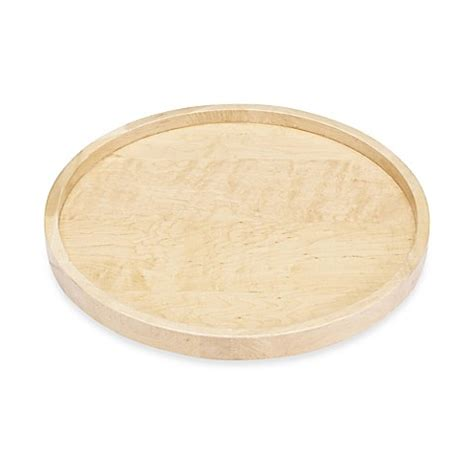 lazy susan for bathroom rev a shelf 174 full circle lazy susan bed bath beyond
