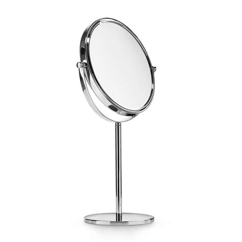 magnifying mirrors for bathroom ws bath collections mevedo 55851 magnifying mirror 3x