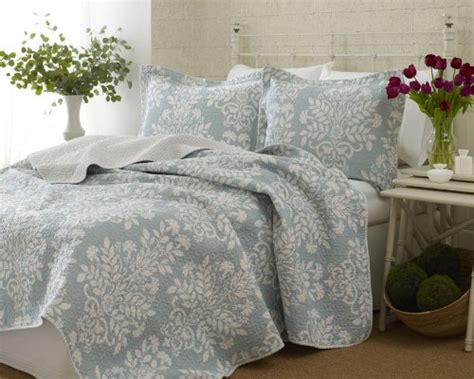 Blue Quilts And Coverlets Best Blue Quilts And Coverlets Ease Bedding With Style