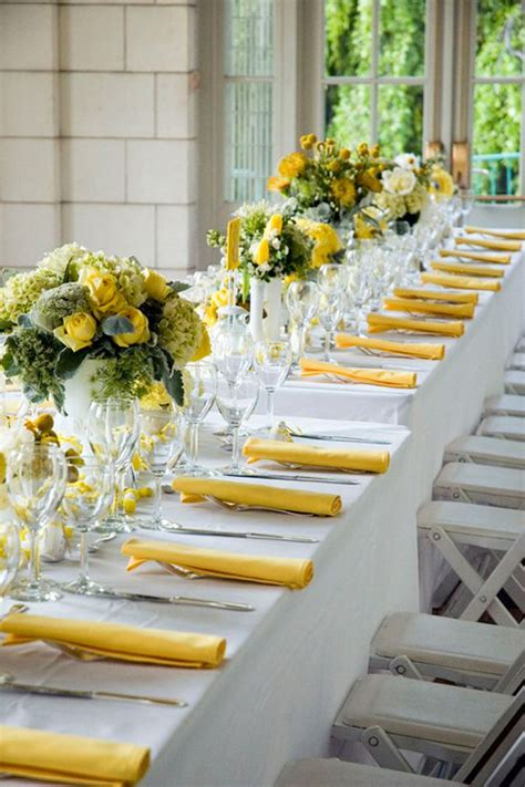 lemon yellow wedding ideas wedding ideas  colour chwv