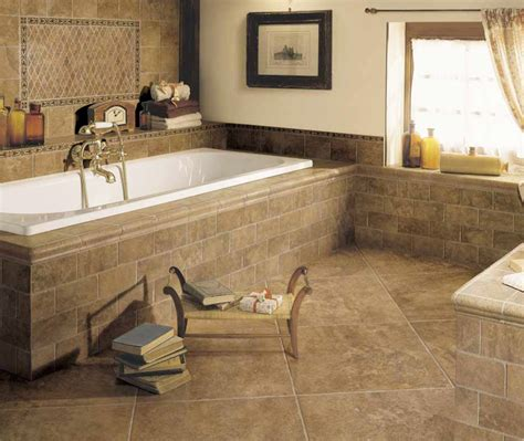 Tile Flooring Ideas For Bathroom by Luxury Tiles Bathroom Design Ideas Amazing Home Design
