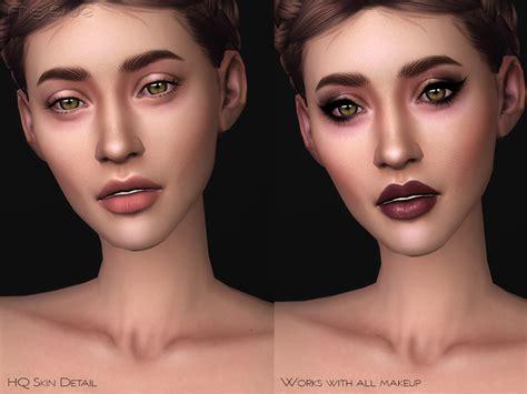 cc sims 4 female skin ms blue s mirabelle skin overlay hq