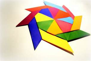 Origami Sided - how to make sided origami step by step