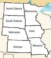 midwest us states map quiz regions of the us mrs kubo s class