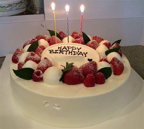 Strawberry Birthday Cakes   Happy Birthday Wishes   Happy Birthday Wishes