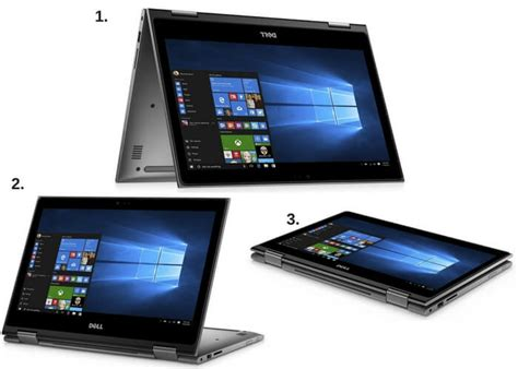 Laptop Dell Inspiron 13 5000 Series dell inspiron 13 5000 series 2 in 1 5378 laptop review laptop budget