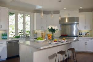 white kitchen decorating ideas 30 traditional white kitchen ideas 3128 baytownkitchen