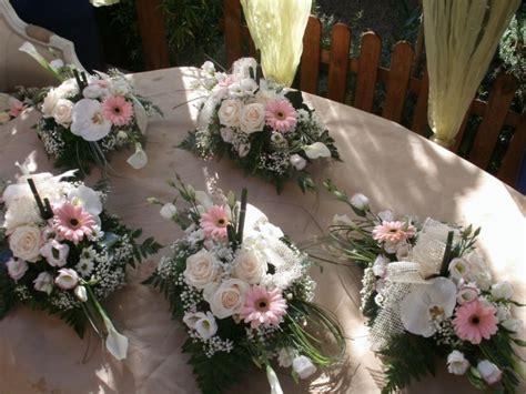 deco de table pour bapteme deco florale bapteme