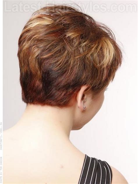 pixie wispy haircut front and back view back of pixie haircuts