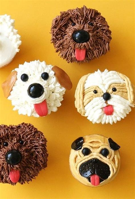 how to make dogs like you best 25 puppy cupcakes ideas on
