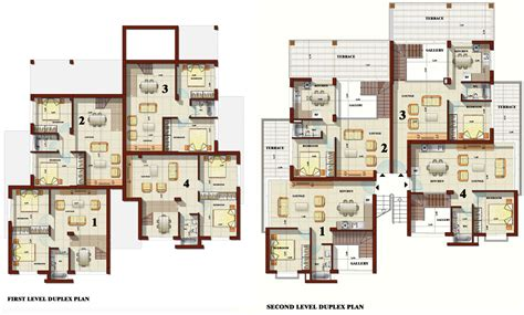 duplex apartment floor plans apartment duplex house plans best duplex house plans