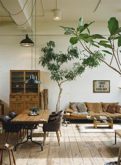 apartment plants ideas truck furniture un style industriel vintage avec un je ne