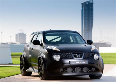 stanced nissan juke the most extreme engine swaps autoevolution