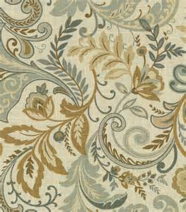 fabric for home decor home decor print fabric smc designs findlay seaglass jo ann