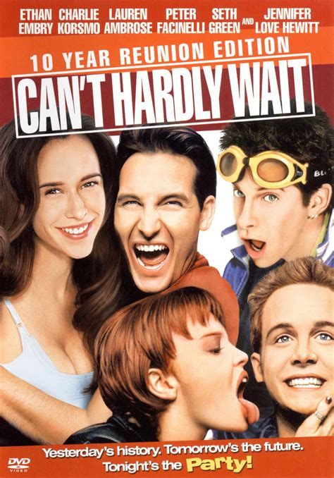 can t hardly wait trailer can t hardly wait movie tvguide com