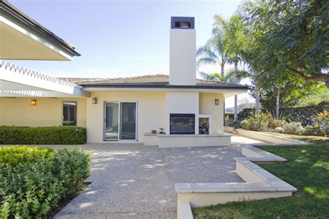 Garage Sales Santa Barbara by 4587 Camino Molinero Santa Barbara Home For Sale