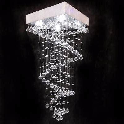 Lu Tenda Spiral Bundar lustre espiral cortinas bolas base 30x30 lumi ilumin 231 227 o