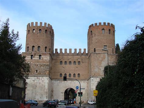 sebastiano porte roma porta s sebastiano gt gt 187